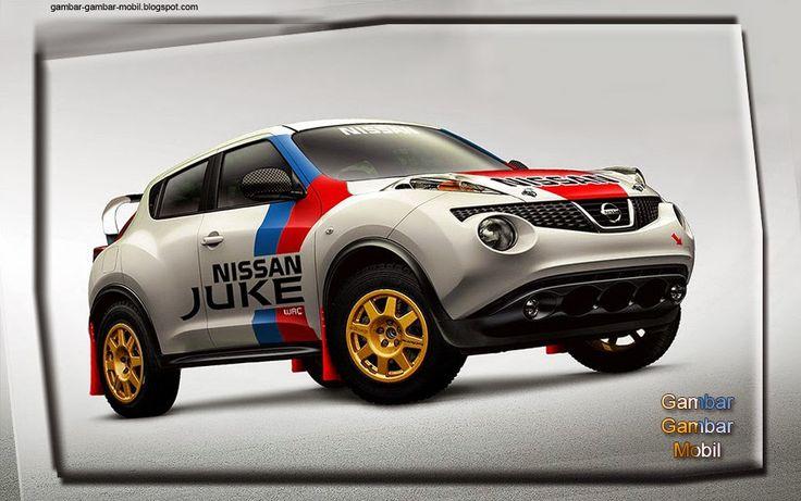 Gambar Modifikasi Mobil Nissan Juke