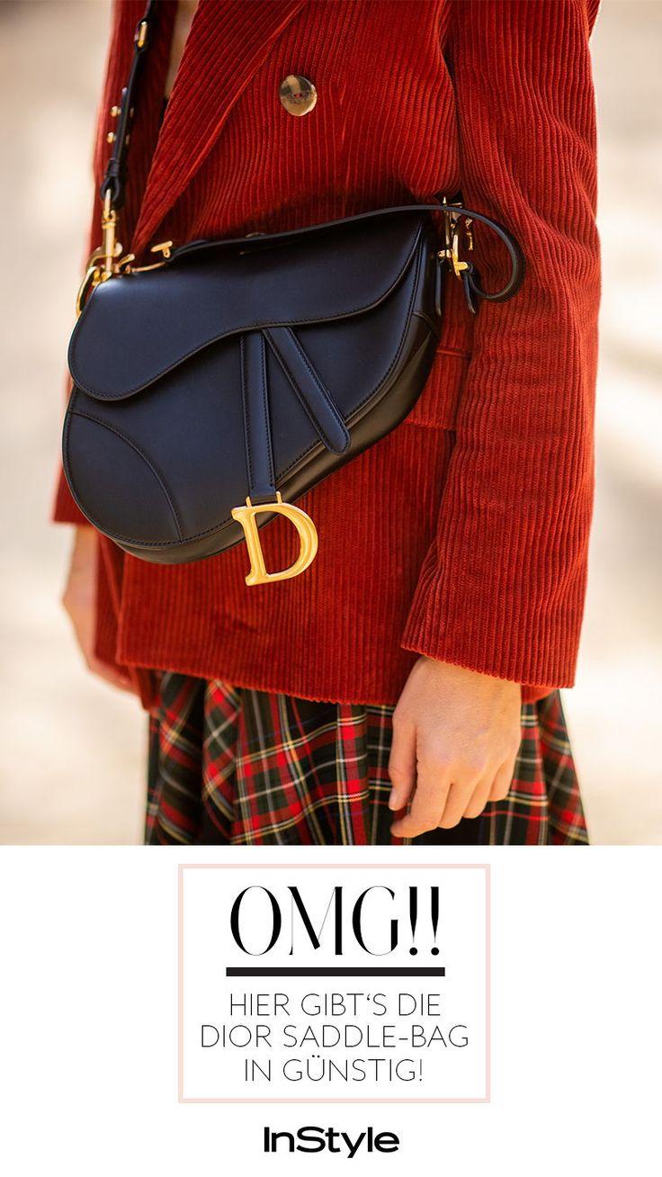 Wow! Dieses Dior Saddle Bag Lookalike von Topshop kostet nur 34 Euro – Pinterest Deutschland, Österreich & Schweiz