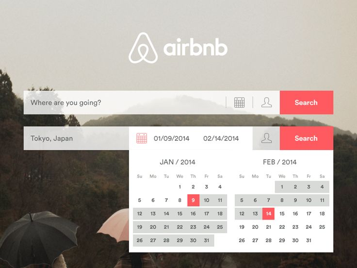 When working on the Airbnb brand evolution we explored a ton of different interfaces and interactions using our new visual assets, and naturally ended up throwing away about 90% of them. This is so...