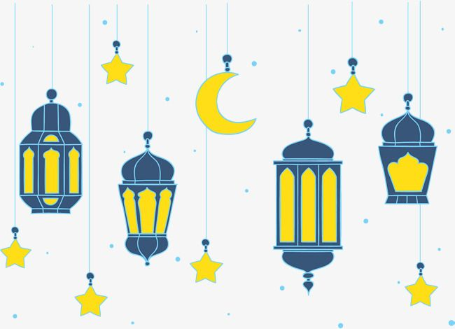 Eid Al Moon Stars Moon Clipart Eid Al Png And Vector With Transparent Background For Free Download Clip Art Ramadan Kareem Vector Stars And Moon