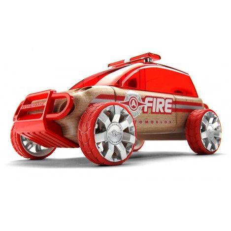 Automoblox X9 Fire SUV | malebox