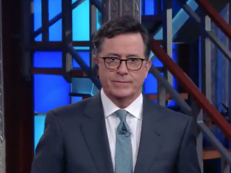 """Stephen Colbert issues 'formal apology' to Eric Trump: 'We always thought you were the dumb one' - On Tuesday night's """"The Late Show,"""" host Stephen Colbert reacted to Donald Trump Jr. leaking his own emails with a Russian attorney in an unconventional way — an apology to his brother, Eric Trump.  """"At this point, I would like to issue a formal apology,"""" Colbert said. """"I'd like to apologize to Eric Trump. We always thought you were the dumb one. We were wrong."""" Colbert put his hand over his…"""
