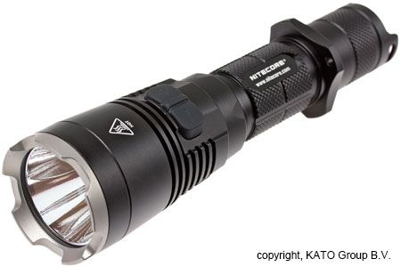 Nitecore MH27 LED-zaklamp met UV-lamp
