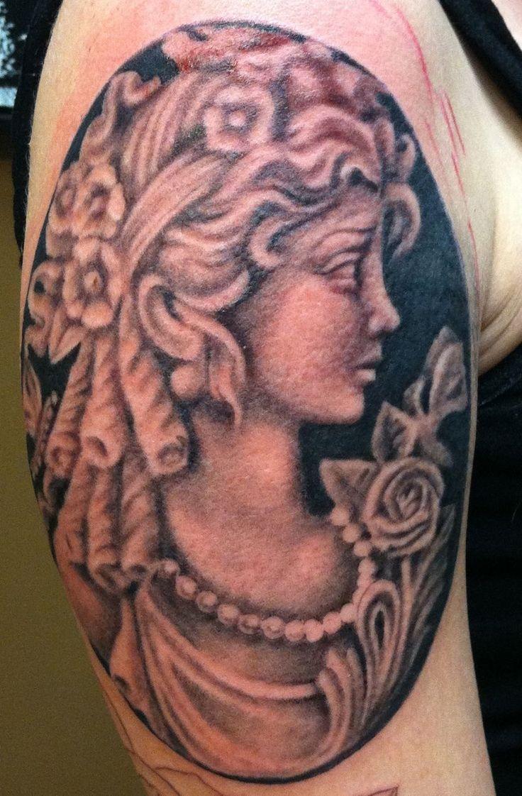 80 crazy and amazing tattoo designs for men and women desiznworld - Amazing Cameo Tattoo Beautiful Beautiful Art On The Body
