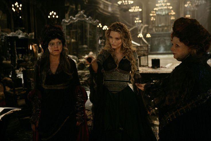 Stardust 2007 | Michelle Pfeiffer, Sarah Alexander & Joanna Scanlan