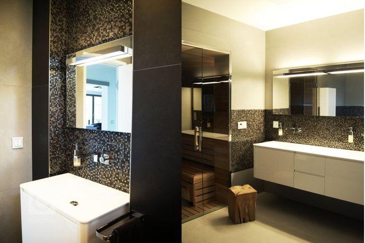 Příprava interiéru ajeho následné provedení bylo řešeno již v raných začátcích výstavby domu. Interiér drží jednotnou minimalistickou linii, která&nbsp…