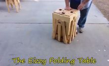The Best Folding Table On YouTube – Video
