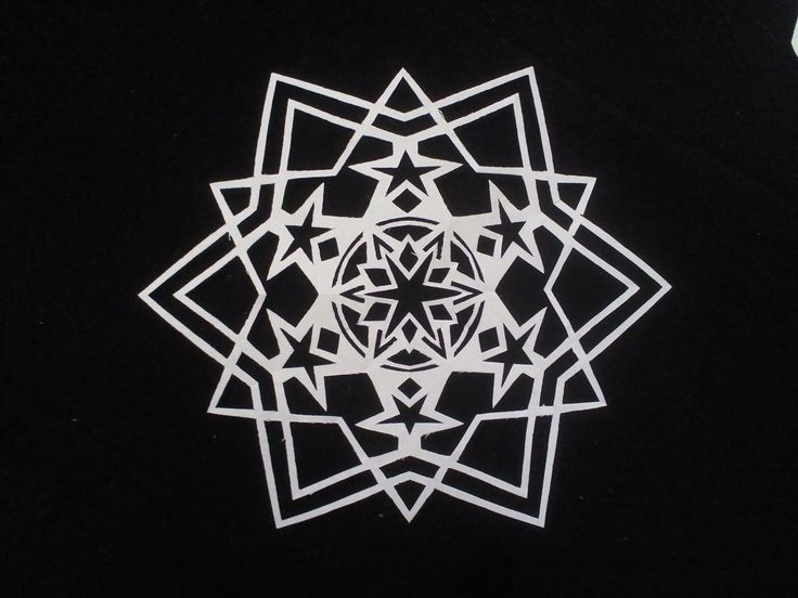 51 best Neules images on Pinterest  Paper snowflakes Cut paper