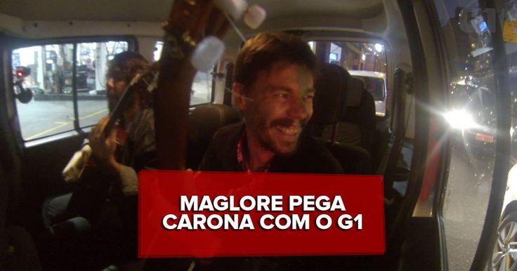 Maglore pega carona com o G1 antes de show no Lollapalooza 2016 http://glo.bo/1W3QPKh #G1 #meglore #bandas #música #lollapalooza