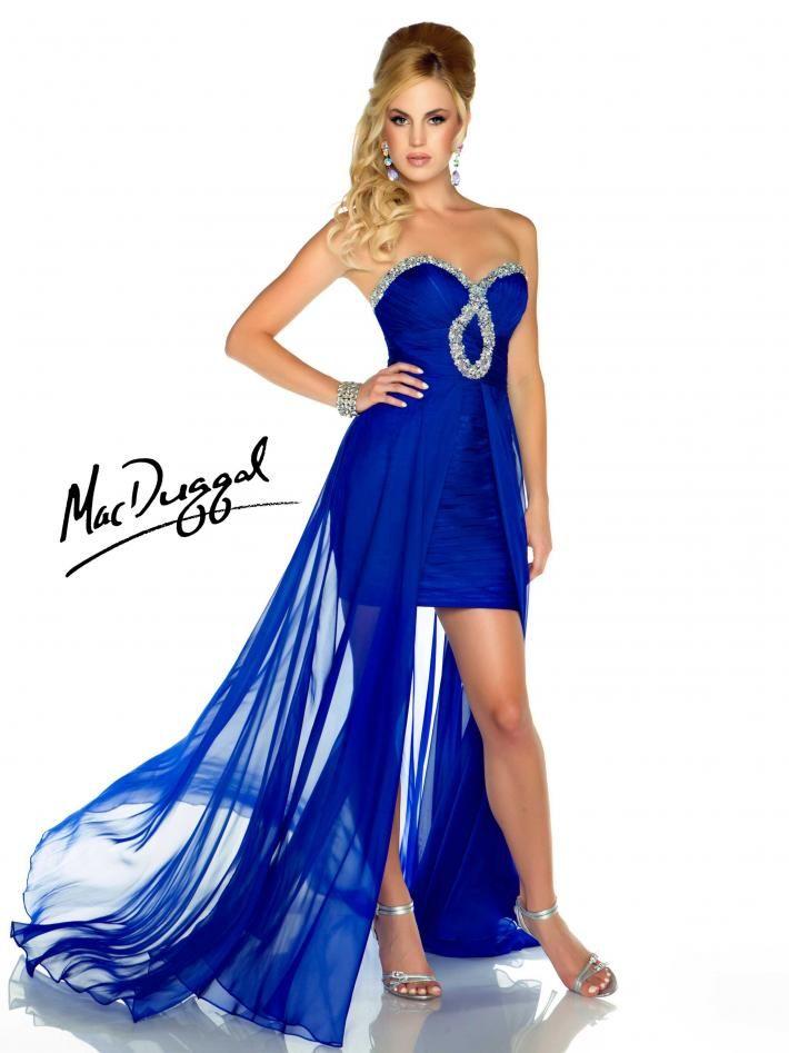 Mac Duggal 2013 Prom Dresses