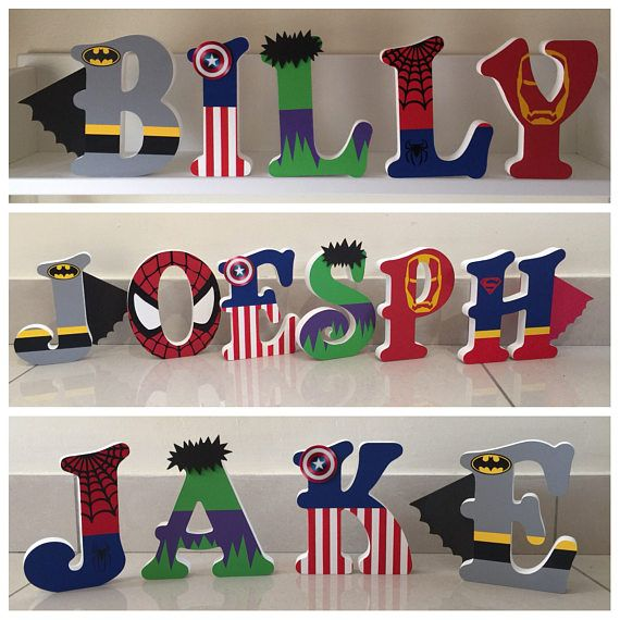 Hand painted MDF Wooden Letter. Size: 15cm tall x 1.8cm thick. Can be combined with other letters to create words, phrases or names. Freestanding or wall hung. Please note that £7.99 is the price of just one single letter. When making your purchase please inform me of your choice