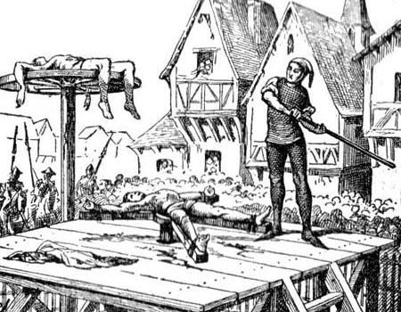 breaking-wheel-execution
