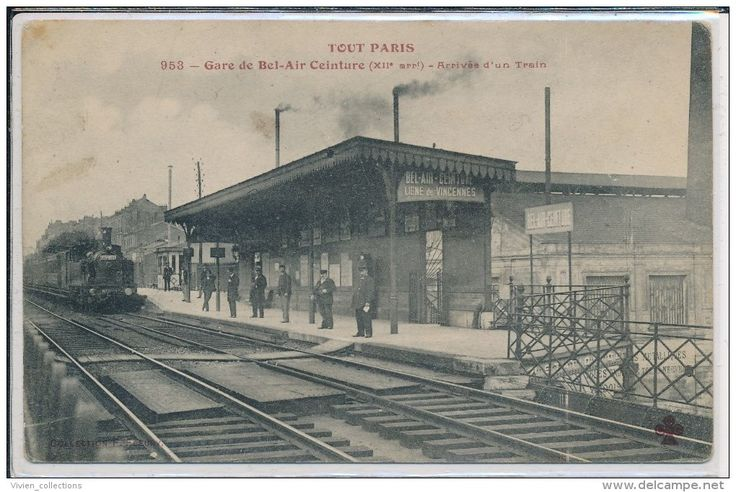 paris bel air gare de ceinture 12e