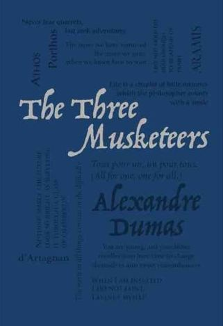 Historical Romance.  Learn more at GoodReads: http://www.goodreads.com/book/show/7190.The_Three_Musketeers