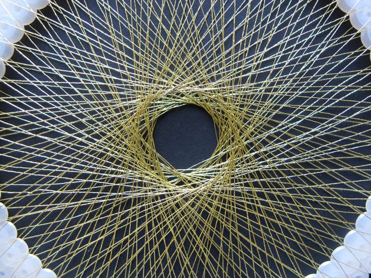 diy perler beads string art ornaments