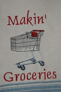 """Makin' Groceries a southern thing. Daddy would say, """"it is time for groceries"""" when he was hungry. Momma had them on the stove ready to put on the table when he arrived too. Never ordered a pizza in her life!"""