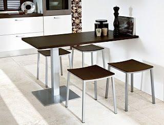 Decoración de interiores: Prácticas mesas para tu comedor de diario
