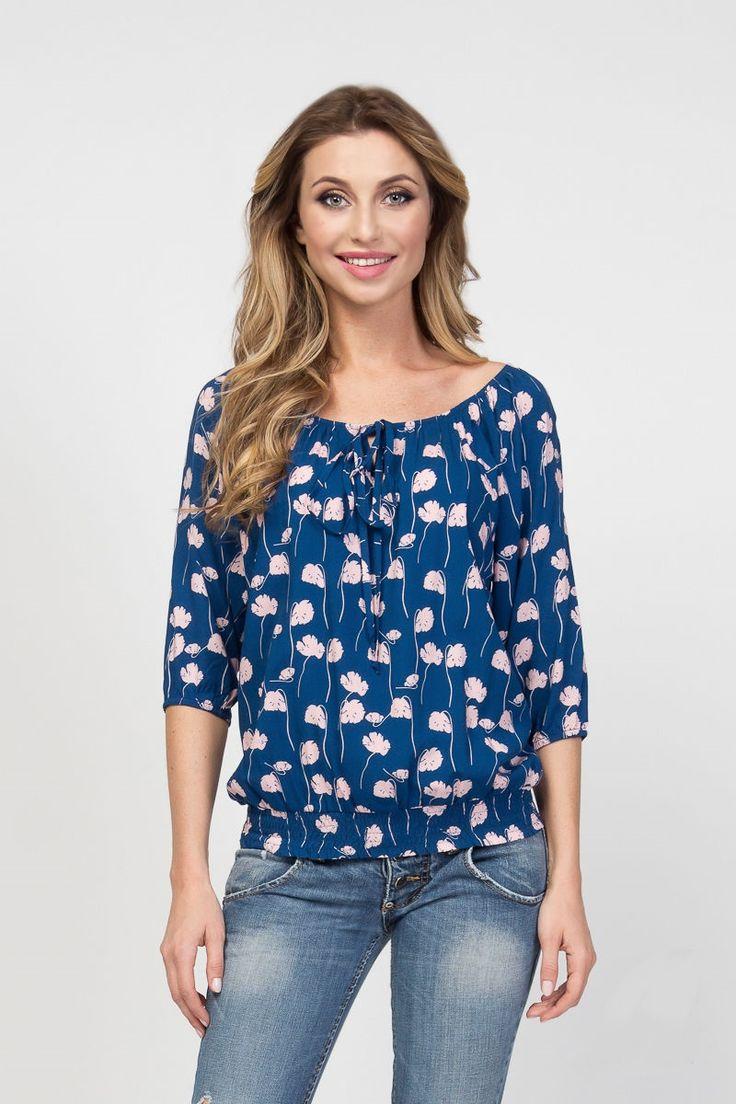 Купить блузку джемпер женскую