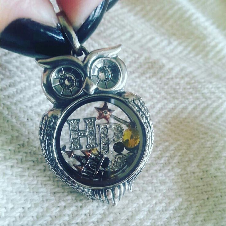 Harry Potter inspired Origami Owl locket https://laceymarie.origamiowl.com/shop/party/330894