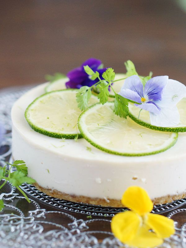 ライムライムローケーキ