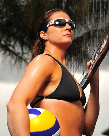 Misty May-Treanor shares diet secrets to look like a beach volleyball pro
