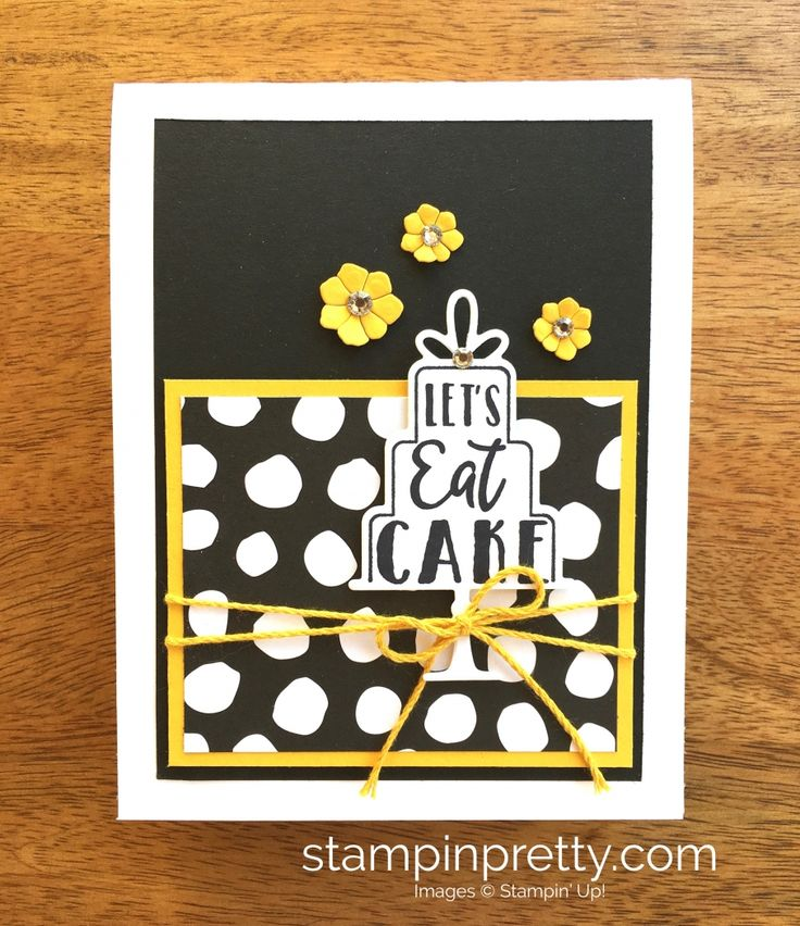 Quick Celebration Time Birthday Card Ideas