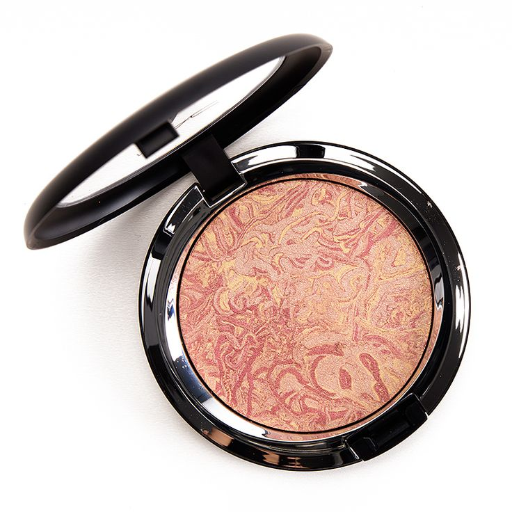MAC x Star Trek Highly Illogical Trip the Light Fantastic Powder Review, Photos, Swatches