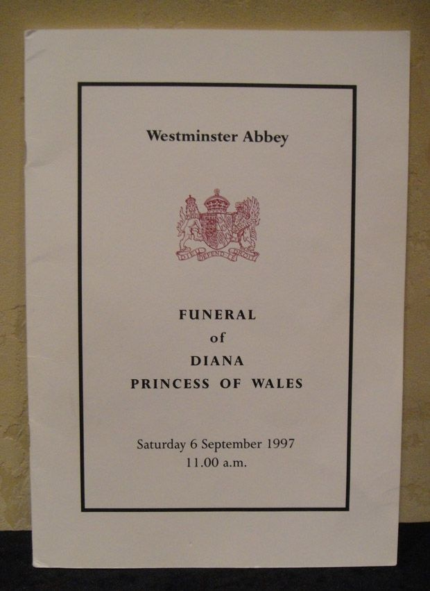 Image result for funeral held for britain's princess diana