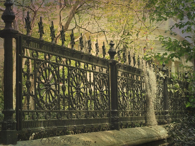 60 Best Fences Images On Pinterest White Fence Garden