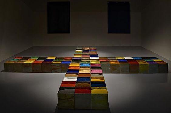 Croce di Luce, Claudio Parmiggiani, Musei Civici, Reggio Emilia