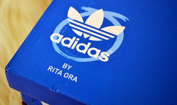 Noradler: Adidas Originals x Rita Ora: French Bulldog sneake...