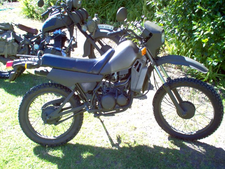 Yamaha DT50, Stage 1 modification