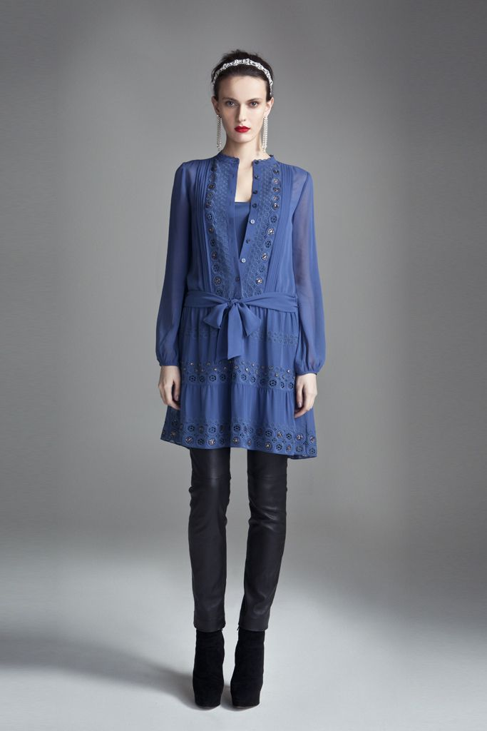 Temperley London Pre-Fall 2012 Collection Slideshow on ...