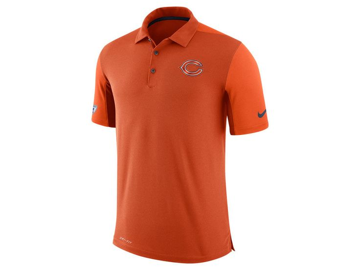 Chicago Bears Nike NFL Men's Team Issue Polo