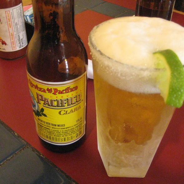 Pacifico Beer (Mexico)