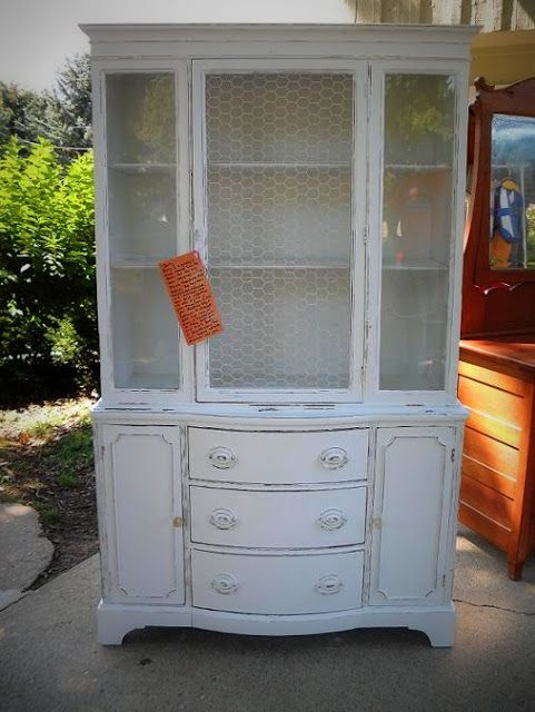 99 best China Cabinet Makeovers images on Pinterest | China ...