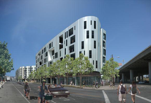 David Baker Architects: Potrero 1010
