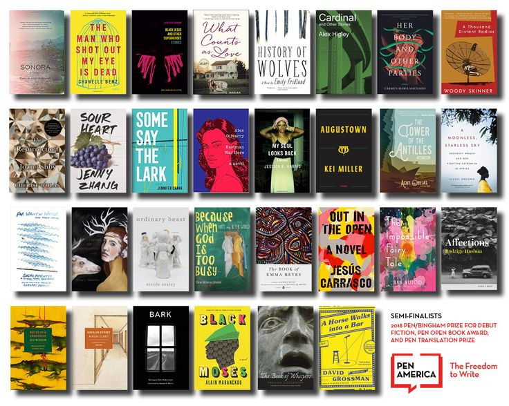 PEN America is thrilled to announce the longlists for the 2018 PEN America Literary Awards. Our awards are juried by panels of esteemed, award-winning writers, editors, booksellers, and critics. Learn more about each of the PEN America Literary Awards judgeshere. This year's awards will confer nearly $315,000 to writers and translators whose exceptional literary works …