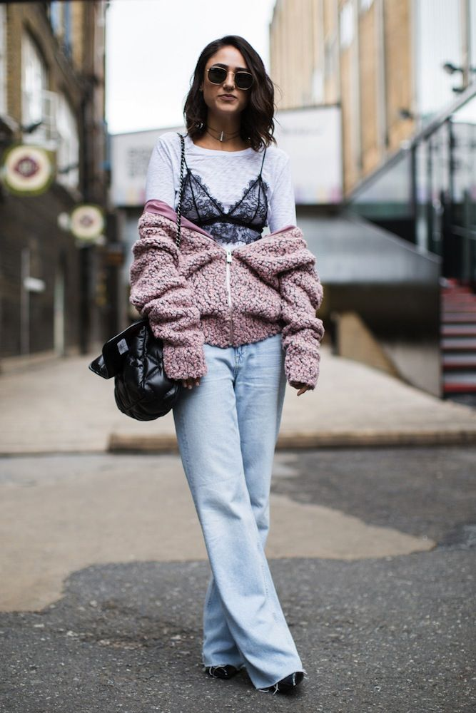 London Fashion Week SS17 Street Style: Day 5