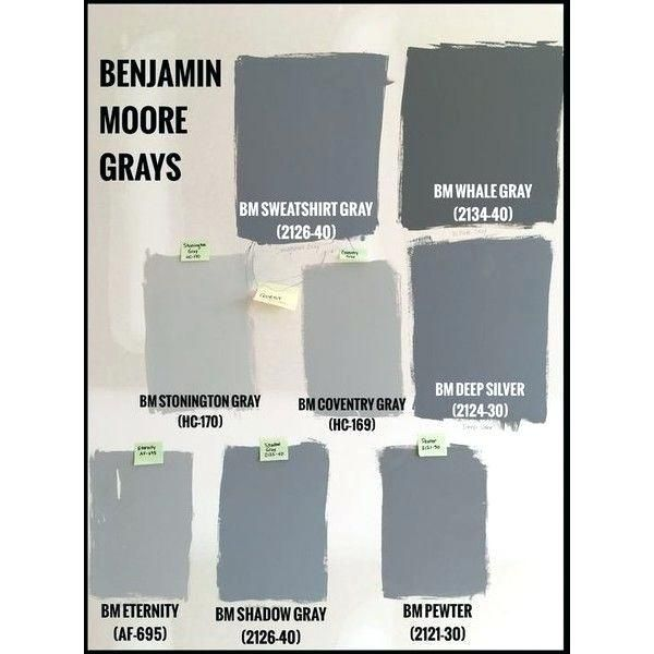 Best Image Result For Benjamin Moore Whale Gray Paint Colors 400 x 300