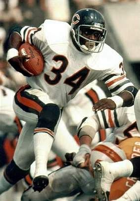Walter Payton - Chicago Bears