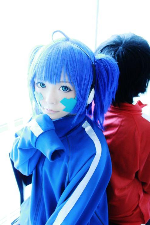 Ene (sakaguchi - WorldCosplay) | Kagerou Project #cosplay #anime