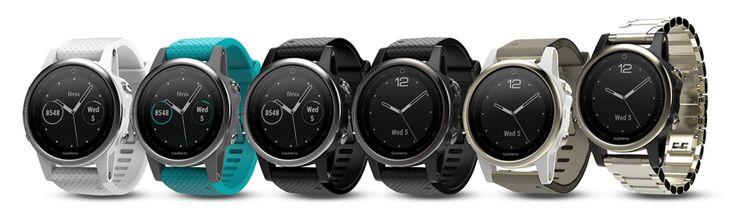 News Garmin fenix 5 http://wp.me/p2x69e-l9r #Garmin #GPS-Geräte #Uhren #NewsAusrüstung #ichliebeberge
