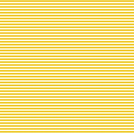 pinstripes golden yellow and white fabric by misstiina on Spoonflower – custom f…