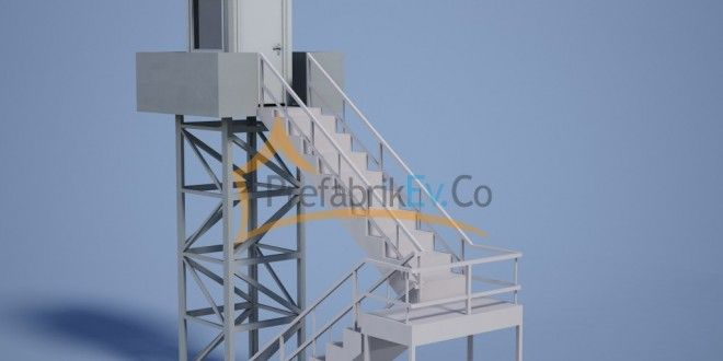 Prefabricated watch tower,army tower,watch tower
