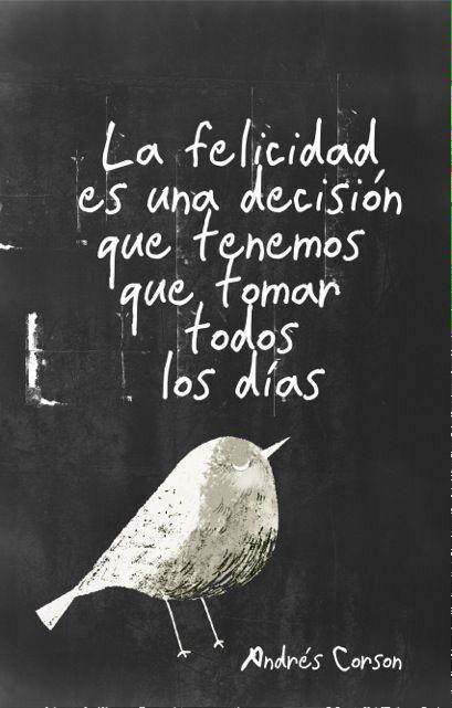 La felicidad es una decisión #DíaInternacionaldelaFelicidad