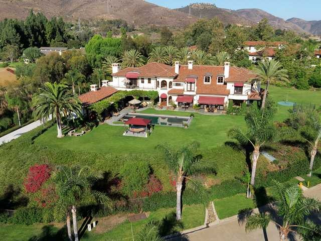 Rancho La Cima | 7090 Rancho La Cima Dr, Rancho Santa Fe (MLS # 120044035)