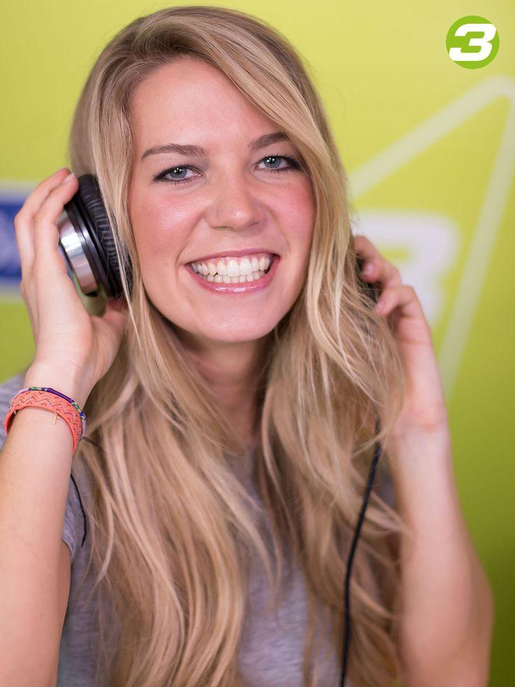 BAYERN 3 Moderatorin Jaqueline Bell - gute Laune garantiert.