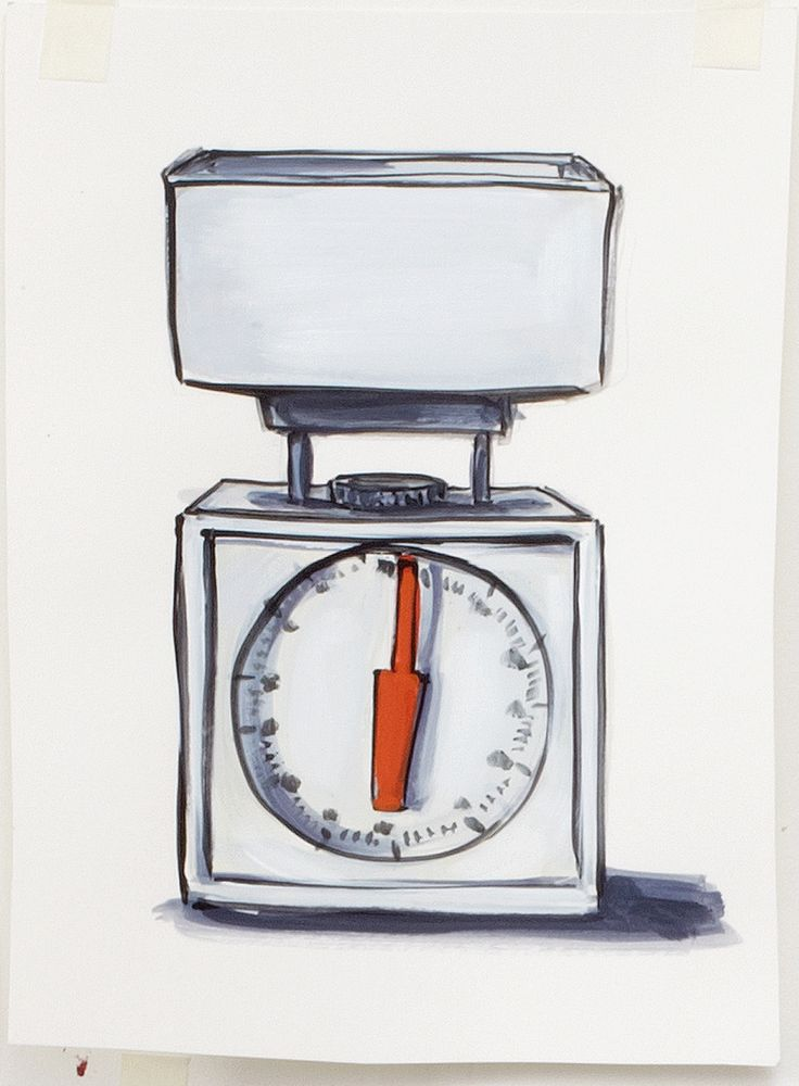 Scales (Plastic) by Lisa Milroy » Shop » Drawing Room