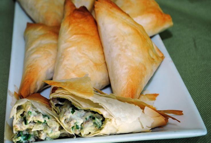 11 best kirsten valley natural images on pinterest for Phyllo dough recipes appetizers indian